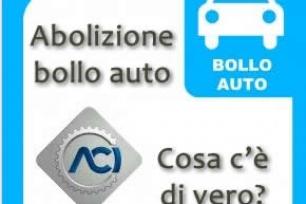 Abolizione bollo auto, cosa c'è di vero?
