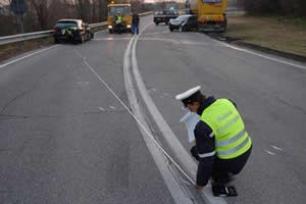 Cassazione: i rilievi dei vigili fanno piena prova in caso di incidente.